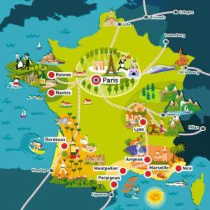 Bespoke France Map(v2)