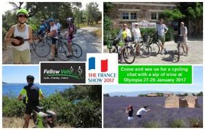 France Show 2017 Collage Invite