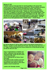 Newsletter June July 2017 Page 2