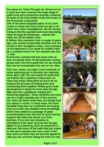 Newsletter Oct Nov 2017 Page 2