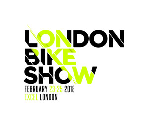 London Bike Show Logo 2018 - BLACK and GREEN