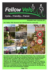 Newsletter June July 2017 Page 1
