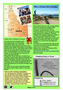 Newsletter Feb March 2018 Page 2