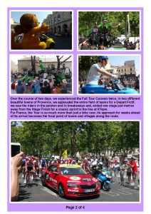 Newsletter AUG SEPT 2019 Page 2 of 4